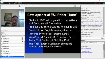 The Role of AI in English Language Teaching, Learning and