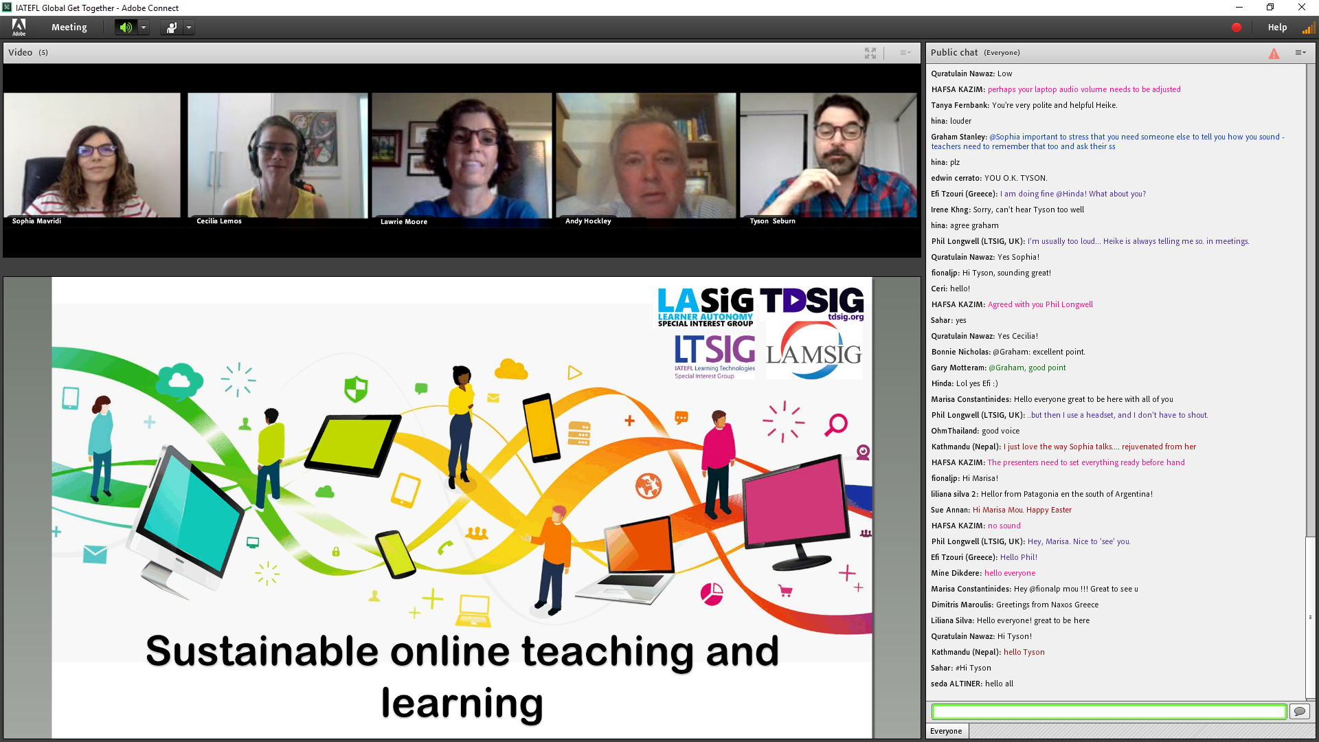 Sustainable Online Teaching an…
