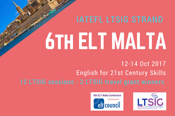 The 6th ELT Malta Conference 2…