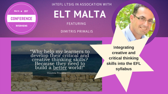 LTSIG Interview with Dimitris…