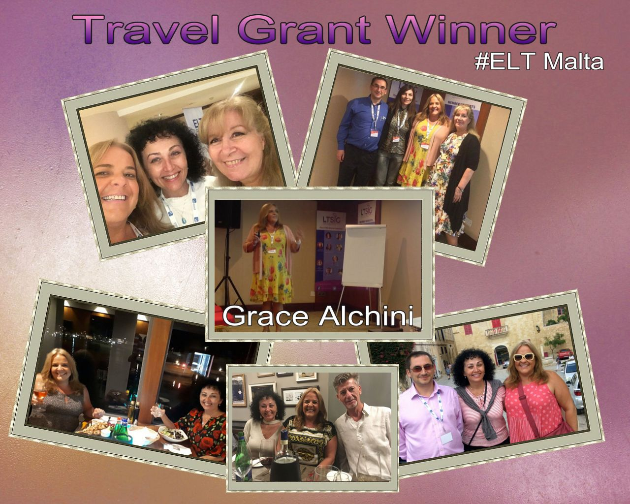LTSIG Travel Grant Winner at E…