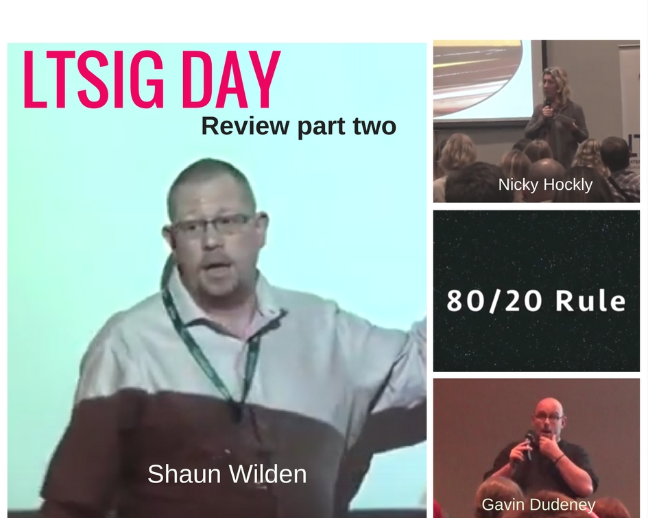 LTSIG Day Review Part 2