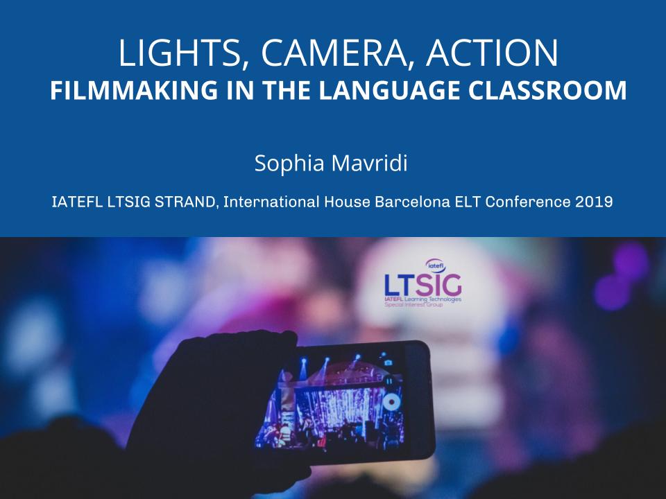 Lights, Camera, Action: Filmma…