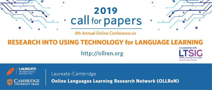 OLLReN 2019 – Call for Papers