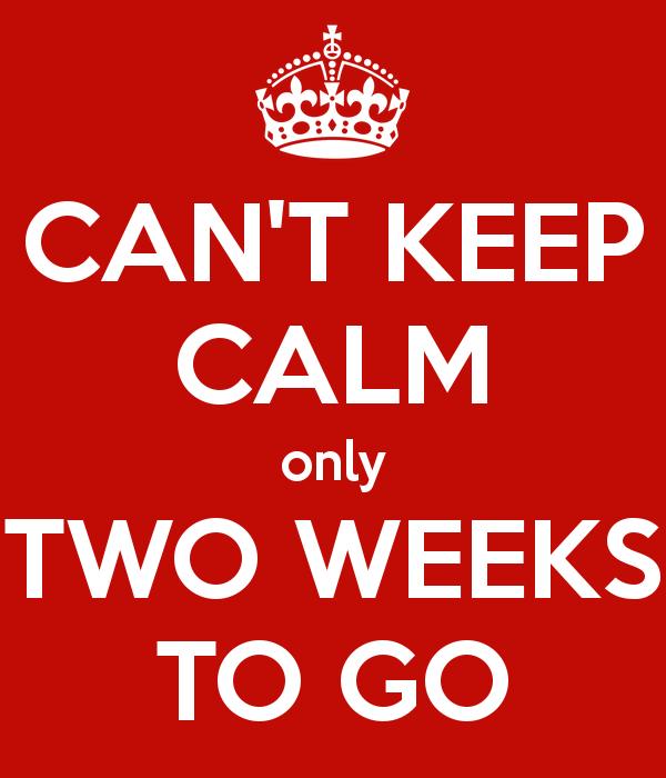 14 days to go   LTSIG